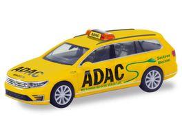Herpa 095136 VW Passat Variant GTE ADAC