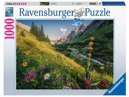 Ravensburger Puzzle Im Garten Eden 1000 Teile