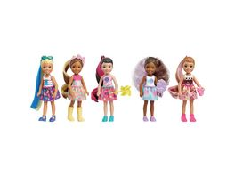 Mattel Barbie Color Reveal Chelsea Puppe Sortiment Suesses Welle 1