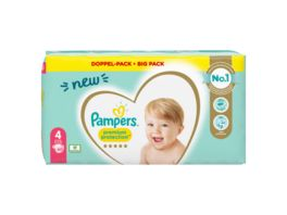Pampers Premium Protection Groesse 4 9 14kg Doppelpack