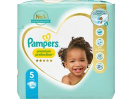 Pampers Premium Protection Groesse 5 Junior 11 16kg