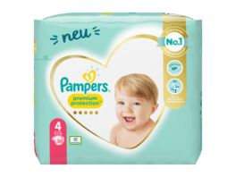 Pampers Windeln Premium Protection Groesse 4 9 14kg