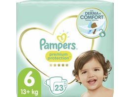 Pampers Premium Protection Groesse 6 13 18kg