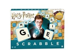 Mattel Games Scrabble Harry Potter D