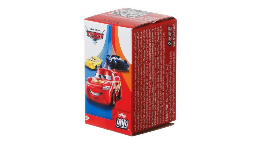Disney Pixar Cars Mini Racers Blindpack Sortiment 1 Stueck
