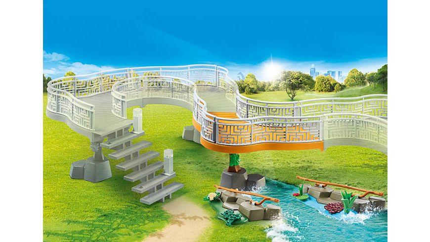 PLAYMOBIL 70348 Family Fun Erweiterungsset Erlebnis Zoo