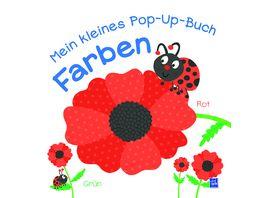 Mein Pop Up Lernbuch Farben
