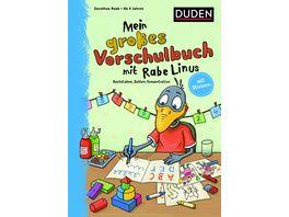 Mein grosses Vorschulbuch mit Rabe Linus