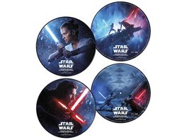 Star Wars The Rise Of Skywalker Picture Disc