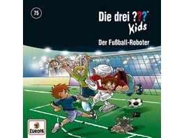 075 Der Fussball Roboter