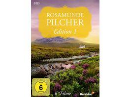 Rosamunde Pilcher Edition 1 6 Filme auf 3 Discs