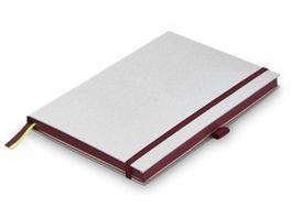 LAMY Notizbuch A5 Grey 3er Pack