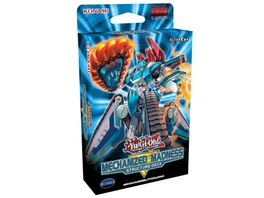Yu Gi Oh Sammelkartenspiel Structure Deck Mechanized Madness