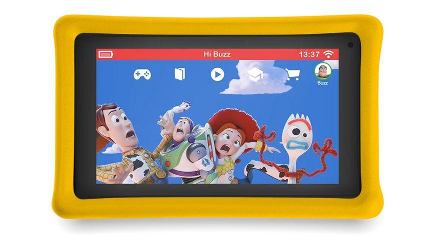 Pebble Gear Disney Pixar Toy Story 4 Kids Tablet