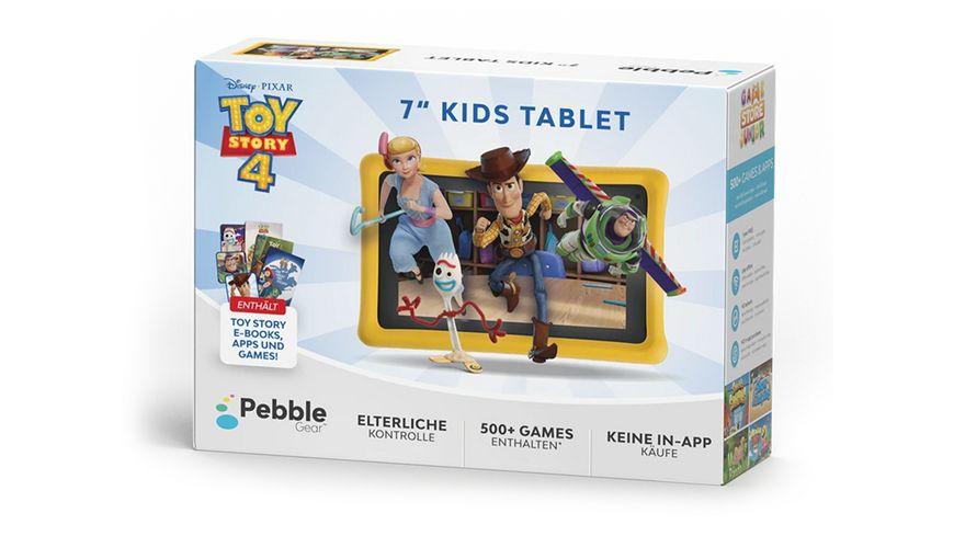 Pebble Gear - Disney Pixar Toy Story 4 Kids Tablet