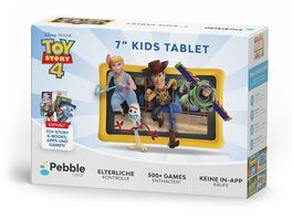 Pebble Gear Disney Pixar Toy Story 4 Kids Tablet