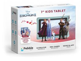 Pebble Gear Disney Die Eiskoenigin 2 Kids Tablet