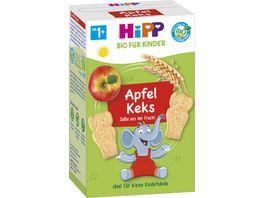 HiPP Bio fuer Kinder Apfel Keks 150g ca 29 Stueck