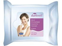 Duniwell mild pflegende Feuchttuecher