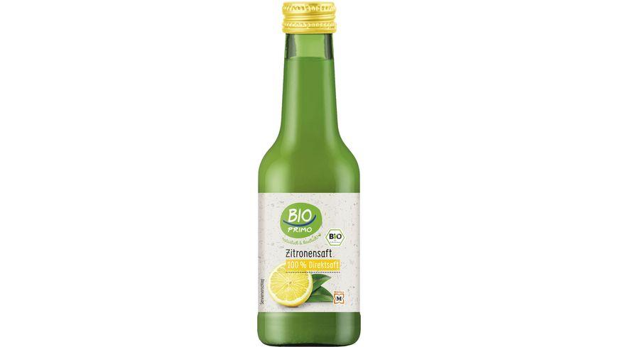 BIO PRIMO Zitronensaft