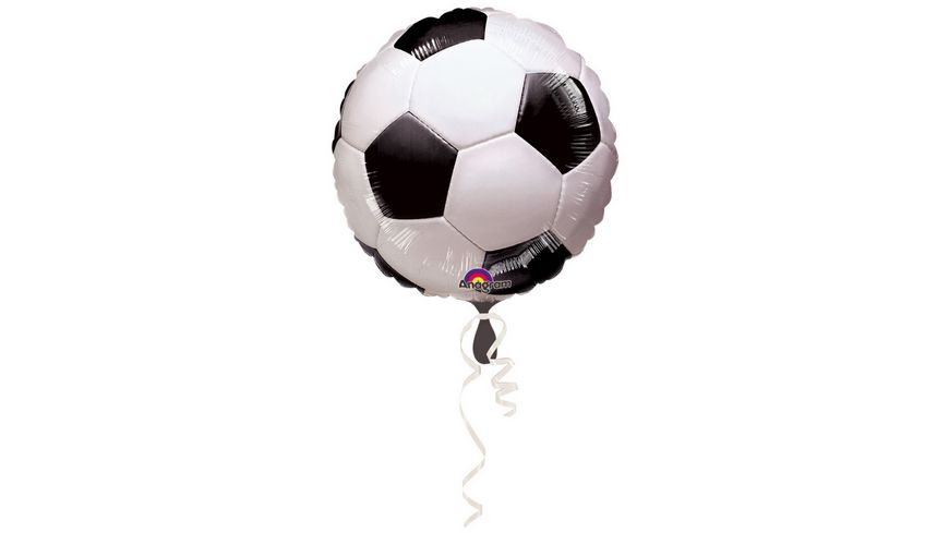 Amscan Folienballon CHAMPION SHIP Soccer S40