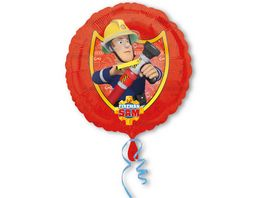 Amscan Folienballon FIREMAN SAM S60