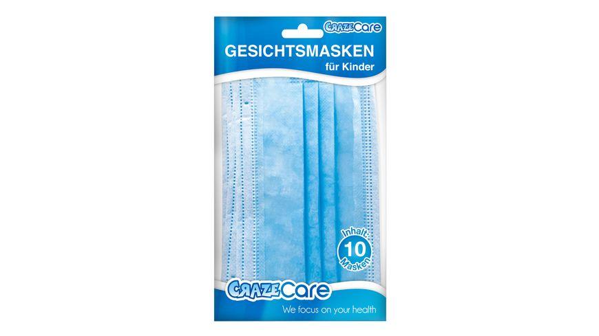 Mund- und Nasenschutz für Kinder