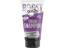 SCHWARZKOPF GOT2B Color Shampoo Lila