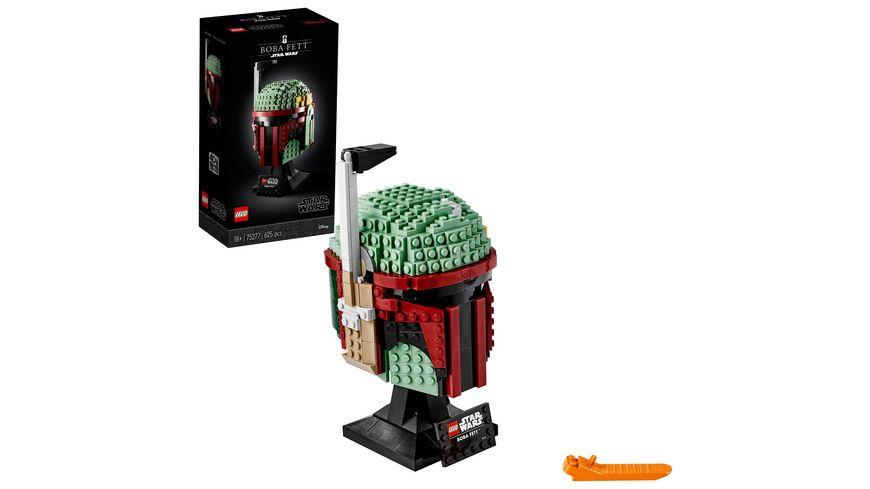 LEGO Star Wars - 75277 Boba Fett™ Helm