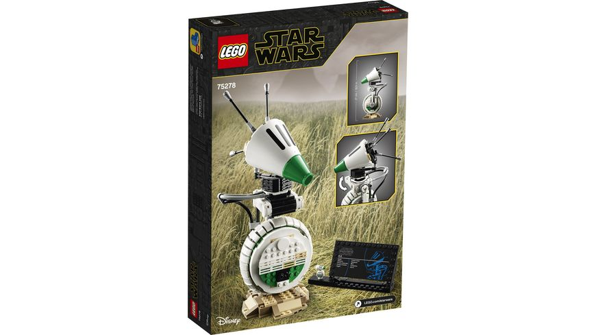 LEGO Star Wars 75278 D O