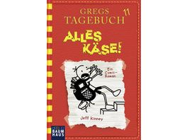 Gregs Tagebuch 11 Alles Kaese