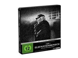 Der Elefantenmensch 4K Ultra HD Blu ray Bonus Blu ray