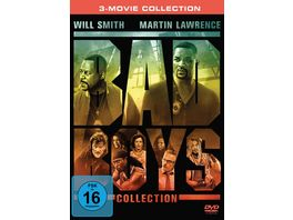 Bad Boys 1 3 3 DVDs