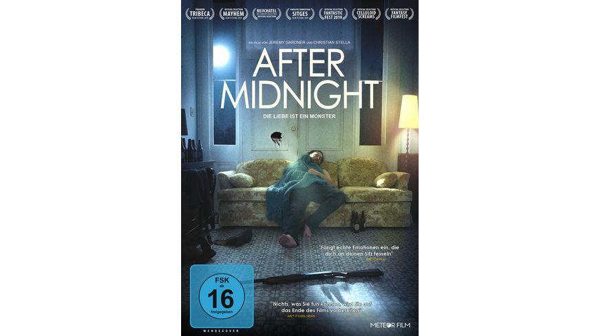 After Midnight - Die Liebe ist ein Monster