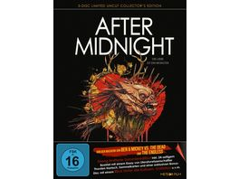 After Midnight Die Liebe ist ein Monster Limited Edition Mediabook DVD Bonus Blu ray