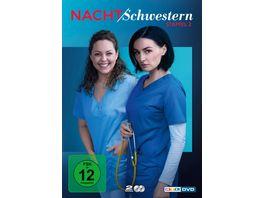 Nachtschwestern Staffel 2 2 DVDs