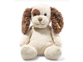 Steiff 083617 083617 Soft Cuddly Friends Peppi Welpe 38 cm