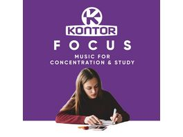 Kontor Focus Music For Concentration Study