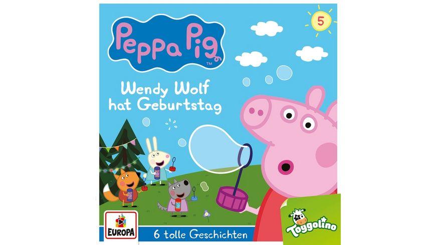 005 Wendy Wolf hat Geburtstag und 5 weitere Gesch