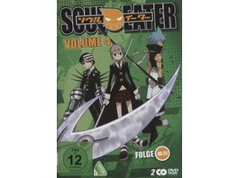 Soul Eater Vol 4 Episoden 41 51 2 DVDs