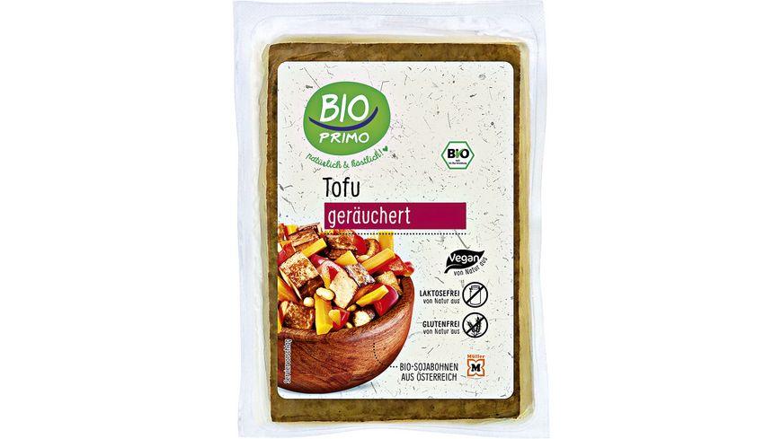 BIO PRIMO Bio Tofu geräuchert
