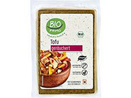 BIO PRIMO Bio Tofu geraeuchert