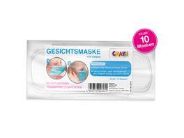 Mund und Nasenschutz fuer Kinder