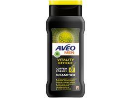 AVEO MEN Vitality Effect Shampoo Coffein Formel