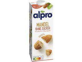 Alpro Drink Mandel ohne Zucker