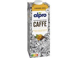 Alpro Caffe Soya Karamell