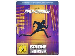 Spione Undercover exklusives Steelbook