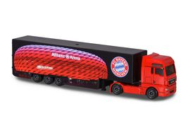 Majorette FC Bayern Muenchen MAN TGA XXL Fantruck