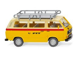 WIKING 029201 1 87 VW T3 Bus PTT