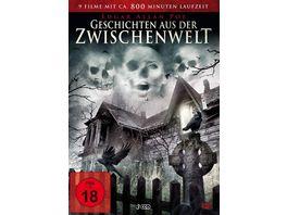 Edgar Allan Poe Geschichten aus der Zwischenwelt 3 DVD Box mit 9 Filmen